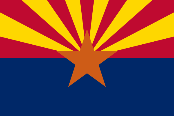 Arizonas flag
